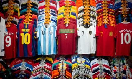 Soccer Jerseys Of The Internationally Reputed Soccer Clubs