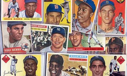 How Much Are Your Baseball Cards Worth